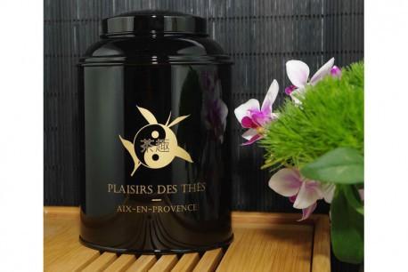 Boite Plaisirs des thés Noire