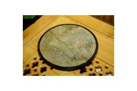 Dessous de théière bambou diamètre 120