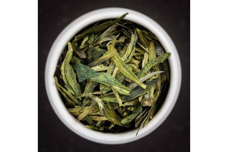 Chine vert Ding gu Da Fang Organic