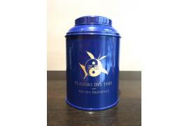 Boite Plaisirs des thés Bleu éléctrique