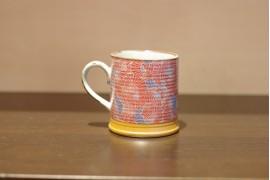 Mug Eventail Rouge